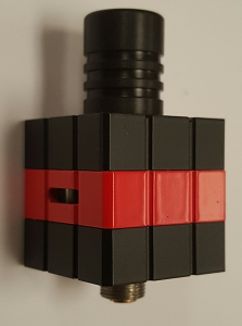 Rulien Magic Cube Clone RDA (Black/Red)